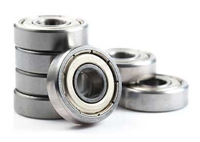 JRK Bearings Line Card - Ball bearings, O Rings, Cast Bronze, and other parts. 24 hour emergency service with same day shipping.